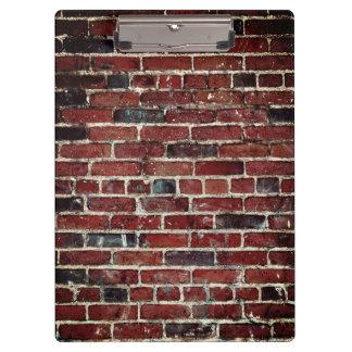 Brick Wall Cool Texture Clipboard