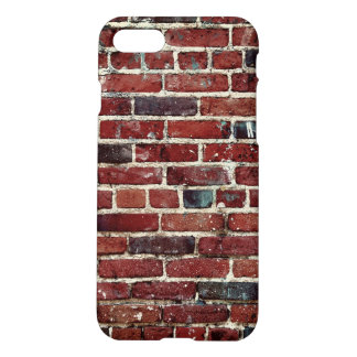 Brick Wall Cool Texture Pattern iPhone 7 Case