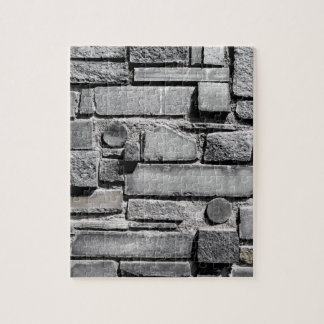 Brick Wall Cool Texture Pattern Jigsaw Puzzle