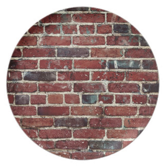 Brick Wall Cool Texture Plate
