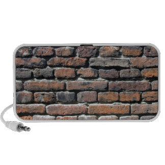 Brick Wall Doodle Notebook Speakers