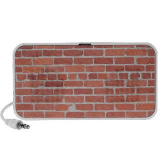 brick wall doodle speakers