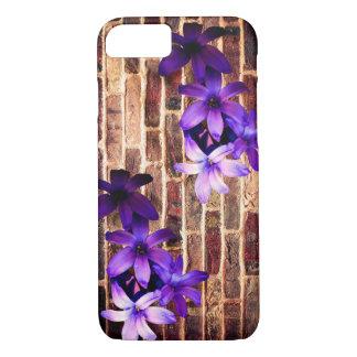 Brick Wall Flower Smartphone Case