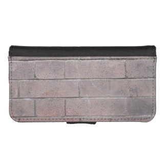 Brick Wall iPhone SE/5/5s Wallet Case