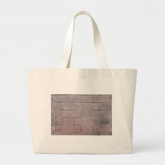 Brick Wall Large Tote Bag