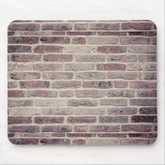Brick Wall Mouse Pad