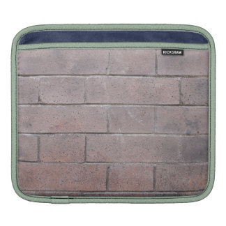 Brick Wall Sleeve For iPads