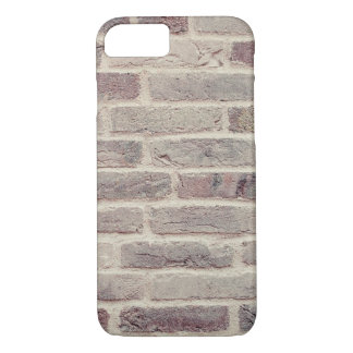 Brick Wall Texture Pattern Modern Cool iPhone 7 Case
