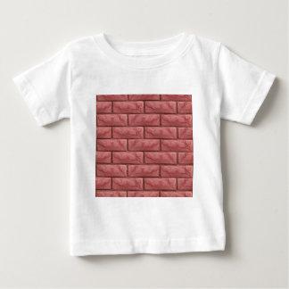 Brick Wall Texture Seamless Background Baby T-Shirt