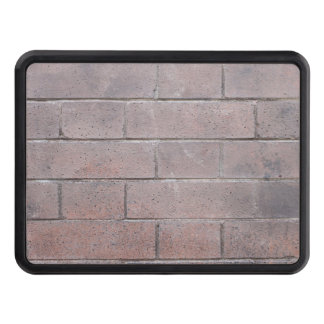 Brick Wall Trailer Hitch Cover