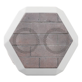 Brick Wall White Bluetooth Speaker