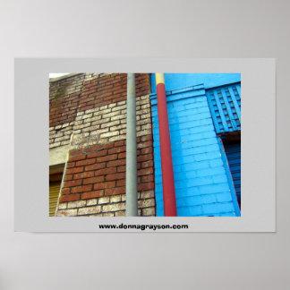 bricks  pipes poster