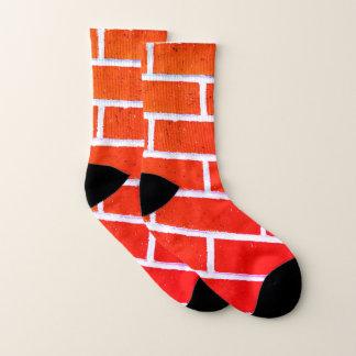 Bricks Socks 1