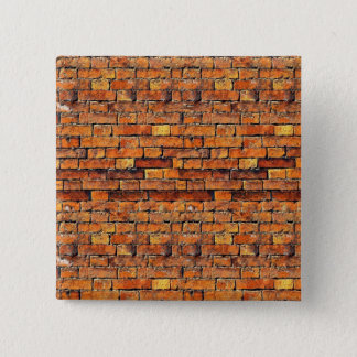 Brickwork 2 Inch Square Button
