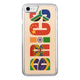BRICS CARVED iPhone 8/7 CASE