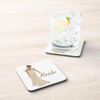Bridal Beverage Coaster