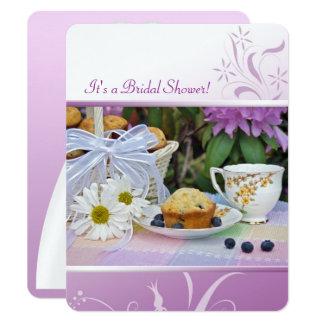 Bridal Breakfast Brunch Card