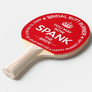 Bridal Butt Burner, Spanking Paddle (Wedding Gift)