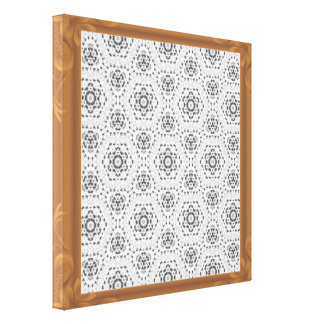 bridal lace 2 (I) Gallery Wrap Canvas