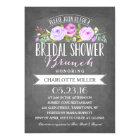 Bridal Shower Brunch | Bridal Shower Card