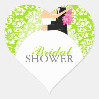 Bridal Shower Envelope Seal