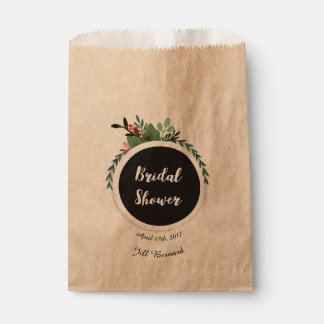 Bridal Shower Favor bags