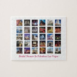 Bridal Shower In Fabulous Las Vegas Puzzle Game