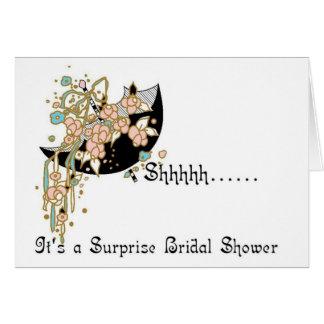 Bridal Shower Invitation - Surprise!