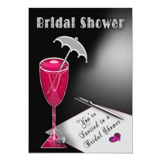 Bridal Shower Invitations - Umbrella of Fun
