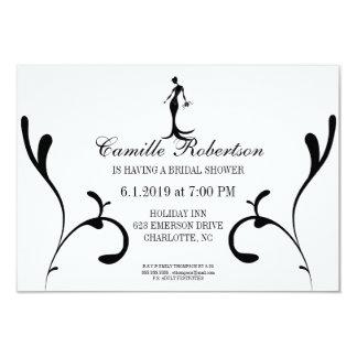 Bridal Shower Invite | Front & Center