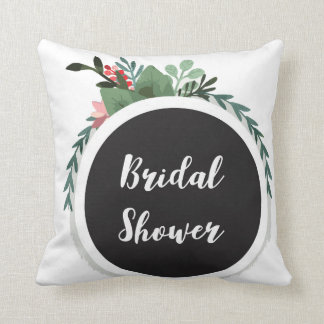 Bridal Shower keepsake Pillow