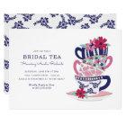 Bridal Shower Tea Cups Card