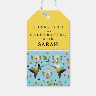 Bridal Shower Thank You Pack Of Gift Tags