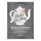Bridal Tea Party | Bridal Shower Card