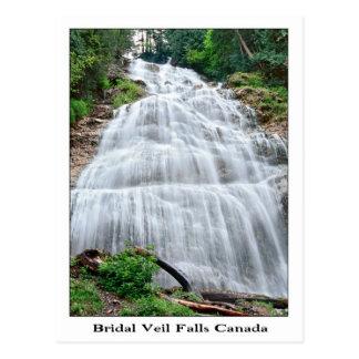 Bridal Veil Falls Postcard