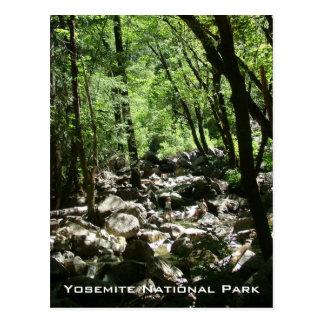 Bridalveil Creek Postcard