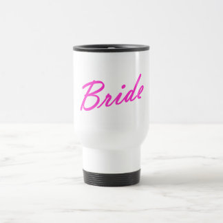 Bride 15 Oz Stainless Steel Travel Mug