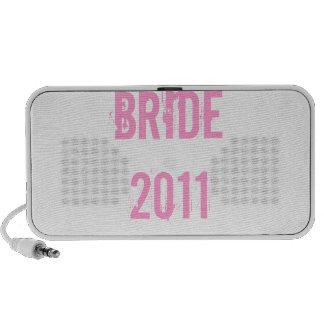 Bride 2011 iPod speaker