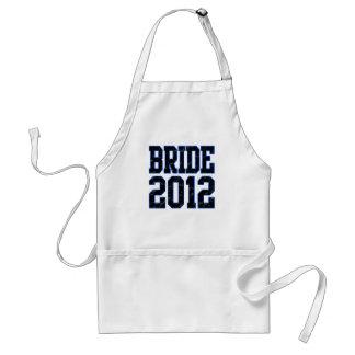 Bride 2012 standard apron