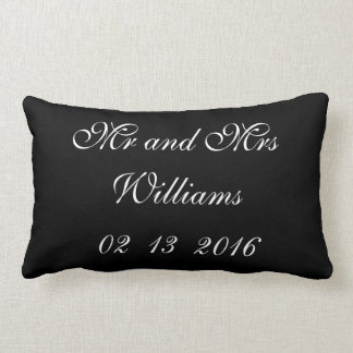 Bride and Groom Gear | Wedding Pillows