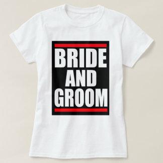 bride and groom shirt