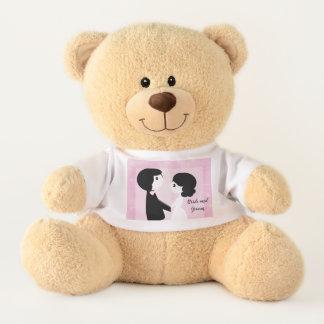 Bride and Groom Teddy Bear