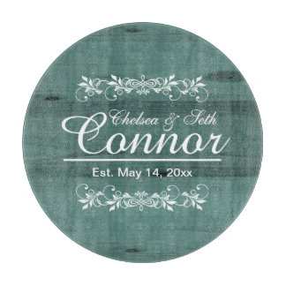 Bride and Groom Wedding or Anniversary   DIY Text Cutting Board