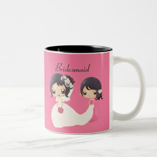Bride and Maid of Honor Coffee Mug