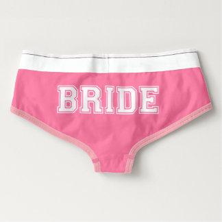 Bride Bachelorette Wedding Briefs
