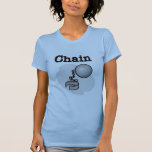Bride Ball and Chain Tshirts and Gifts