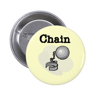 Bride Ball and Chain Tshirts and Gifts Buttons