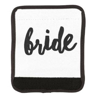 Bride (Bridal Party Set) Luggage Handle Wrap