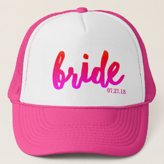 Bride (Bridal Party Set) Trucker Hat