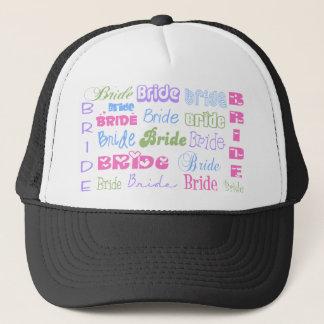 Bride Bride Bride Trucker Hat